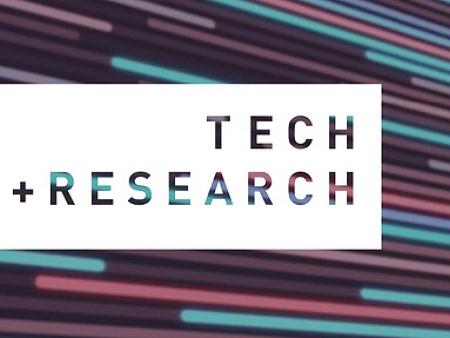 Tech+Research Logo