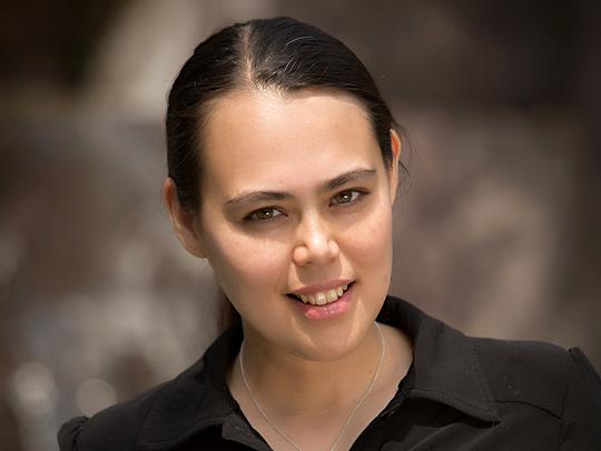 Michelle Girvan